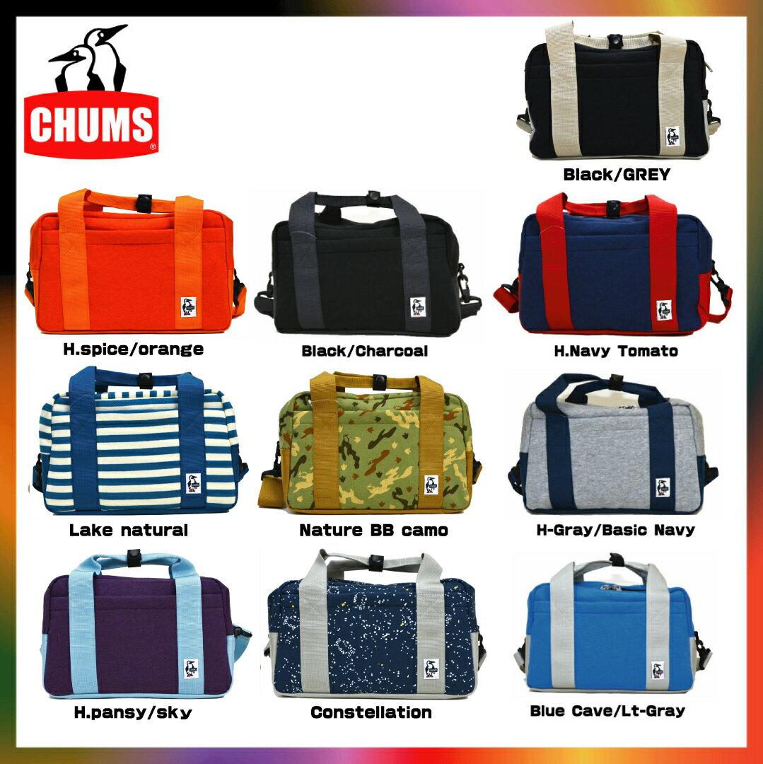 チャムス CHUMS カメラバッグ カメラボストン スウェットナイロン カメラ CH60-0805 ボストンバッグ