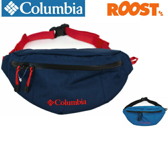 コロンビア columbia ショルダー バッグ プライスストリームヒップバッグ Price Stream Hip Bag PU8235