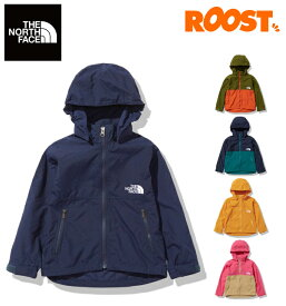 THE NORTH FACE ノースフェイス コンパクトジャケット キッズ Compact Jacket NPJ21810 日本正規品 2021秋冬