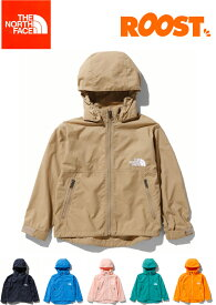 THE NORTH FACE ノースフェイス コンパクトジャケット キッズ NPJ21810 日本正規品 2020春夏