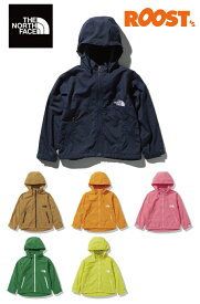 THE NORTH FACE ノースフェイス コンパクトジャケット キッズ Compact Jacket NPJ21810 日本正規品 2021春夏