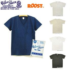 Velva Sheen ベルバシーン Pack T-Shirt w/p V-Neck 2pac V-Neck S/S Tee ベルバシーン 2パックTシャツ ポケット付きVネック 160922 日本正規代理店 カットソー ポケT