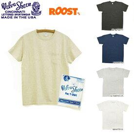 Velva Sheen ベルバシーン Pack T-Shirt w/p 2pac Crew Neck S/S Tee ベルバシーン 2パックTシャツ ポケット付きクルーネック 160920 日本正規代理店 カットソー ポケT