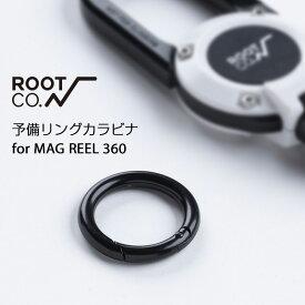 MAG REEL 360用スペアパーツ(リングカラビナ)
