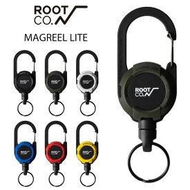 【ROOT CO.】マグネット式カラビナリール GRAVITY MAG REEL LITE