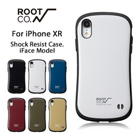 【ROOT CO.】iFace Model iPhone XR ケース GRAVITY Shock Resist Case. 【 アイフォンXR ケース iphoneXR ケース スマホケース アイフェイス 耐衝撃 】