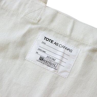 TOTOASCANVAS/トートアズキャンバス/TAC-ウラ面