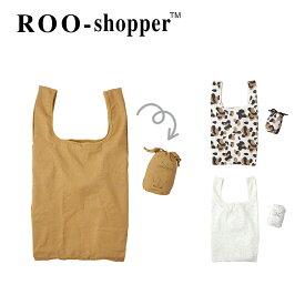3429 ルートート(ROOTOTE)/EU.ルーショッパー.ポータブル ネコ(全3種)エコバッグ お買い物バッグ コンパクト ネコ ねこ 猫 レディース トートバッグ