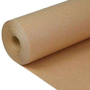 クラフト紙ロール 1010×50 75g/m2 ブラウン 包装紙 クラフト紙 厚手 巻クラフト ラッピングペーパー ロール紙 巻紙 クラフトロール 梱包紙 緩衝材 緩衝材