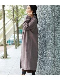 [Rakuten Fashion]オーバーチェスターコート ROPE' PICNIC ロペピクニック コート/ジャケット チェスターコート ブラウン ベージュ ネイビー【先行予約】*【送料無料】