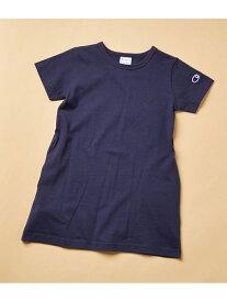 [Rakuten BRAND AVENUE]【ROPE' PICNIC KIDS】【Champion】チュニックTシャツ ロペピクニック ワンピース【RBA_S】