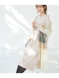 [Rakuten Fashion]【SALE/50%OFF】バンドンニット求心ワンピース ROPE' PICNIC ロペピクニック ワンピース ワンピースその他 ベージュ ホワイト カーキ【RBA_E】