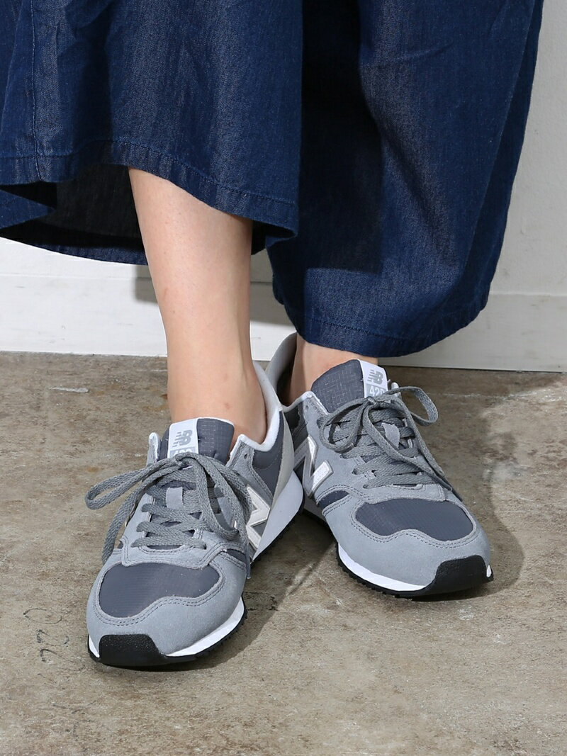 【SALE/40%OFF】ROPE' PICNIC NEW BALANCE WL420 ロペピクニック シューズ【RBA_S】【RBA_E】【送料無料】