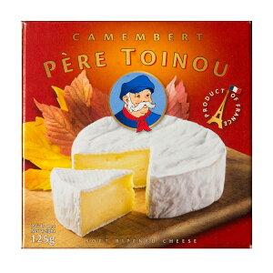 カマンベール チーズ ペレトアノウ 125g │ フランス 白カビチーズ チーズ専門店