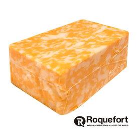 コルビージャック チーズ 約1kgカット 不定貫【1kgあたり税抜1,500円】 アメリカ産 セミハードチーズ チーズ専門店 業務用