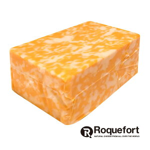 コルビージャック チーズ 約1kgカット 不定貫【1kgあたり税込1,620円にて再計算】|アメリカ産 セミハードチーズ チーズ専門店 業務用