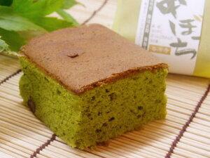 田ん中ぼっち・・(お抹茶ケーキ)