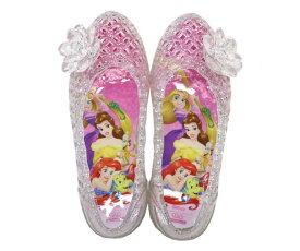 ディズニ− プリンセス Disneyzone ガラスの靴 シンデレラ アリエル ベル 白雪姫 オーロラ姫 ラプンツェル サンダル キッズスニーカー キッズシューズ 子供靴 ディズニーサンダル 7131