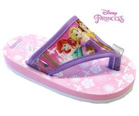 7513 ディズニープリンセス 指付きサンダル プリンセス Disneyzone ディズニー靴 ラプンツェル アリエル ベル キッズサンダル ビーチサンダル ビーサン ディズニー キッズ 15〜19cm ディズニーグッズ