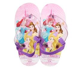 サンダル 7509 ディズニープリンセス ビーチサンダル プリンセス Disneyzone ディズニー靴 ラプンツェル アリエル ベル キッズサンダル ビーチサンダル ビーサン ディズニー キッズ 16〜19cm ディズニーグッズ