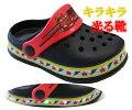 送料無料光る靴カーズディズニーサンダルキッズシューズ子供靴キッズサンダル男の子光るサンダル7555