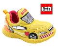 トミカキッズスニーカースニーカーキッズ働く車男の子プラレールスリッポン子供靴パトロールカートミカ靴プラレール靴10647