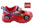 送料無料トミカキッズスニーカーキッズサンダルズ男の子マジック子供靴10653トミカ靴プラレール靴
