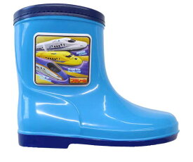 送料無料 プラレ−ル レインブーツ ドクターイエロー かがやき E7 923形 N700A 北陸新幹線 新幹線 長靴 トミカ レイン キッズ レインシューズ 子供靴 キッズシューズ 15〜19cm 下駄箱サイズ プラレール靴 16148