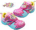 スタートゥインクルプリキュア プリキュア靴 プリキュア 7507キッズスニーカー ピンク キッズシューズ キッズ 子供靴 女の子 キャラクターシューズ スタートゥインクルプリキュア