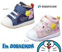 【ドラえもん】【I'm Doraemon】【ベビーシューズ】子供靴 DRM B01 ドラえもんグッズ マジック スリッポン キッズスニーカー ムーンスター キッ...