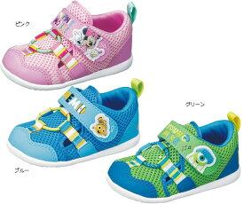 【サマーセール】【ディズニー】【Diszey】【ミニーーマウス】【ニモ】【マイク】ディズニーキャラクター【ディズニー 靴】【Disneyzone】 サンダル 男の子 女の子 サマータイプシューズ 子供靴 キッズスニーカー キッズ DN-b1210