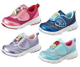 【ディズニー プリンセス】【ムーンスター】【ディズニー 靴】【プリンセス】【ラプンツェル】【アリエル】【シンデレラ】【ディズニー】【Disney】 ディズニー キッズスニーカー ジュニア キッズ 子供靴 女の子 DN C1221