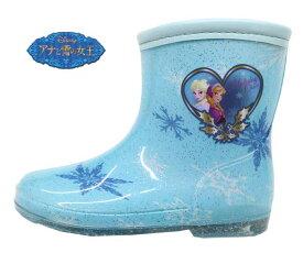 送料無料 アナと雪の女王 レインブーツ 長靴 ディズニー レインシューズ アナ エルサ アナ雪 ディズニー靴 Disneyzone キッズ 16〜19cm 下駄箱サイズ ディズニープリンセス 7401 7402 7403