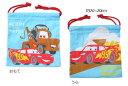 カ−ズ 巾着袋 カーズマックイーン ディズニー キャラクターグッズ 【Disneyzone】ネコポス対象品 20cm×20cm