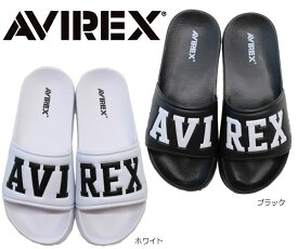 AVIREX アビレックス BANSHEE サンダル シャワーサンダル スポーツサンダル ペアルック AV4620 メンズ レディース カジュアルシューズ スライドサンダル アヴィレックス *メール便不可*