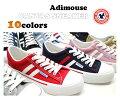 送料無料adimouseレディーススニーカーローカット10カラー靴9939プチプライスロープライス通学学校キャンバスアディマウス軽量
