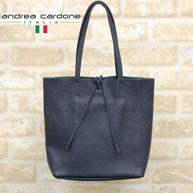 イタリア製レザートートバッグANDREA CARDONEアンドレア・カルドネcardone-2065-navyネイビー14000