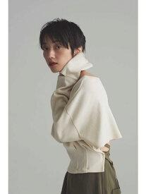 [Rakuten Fashion]【SALE/30%OFF】バックレースアップカットソー ROSE BUD ローズバッド カットソー Tシャツ ホワイト レッド【RBA_E】【送料無料】