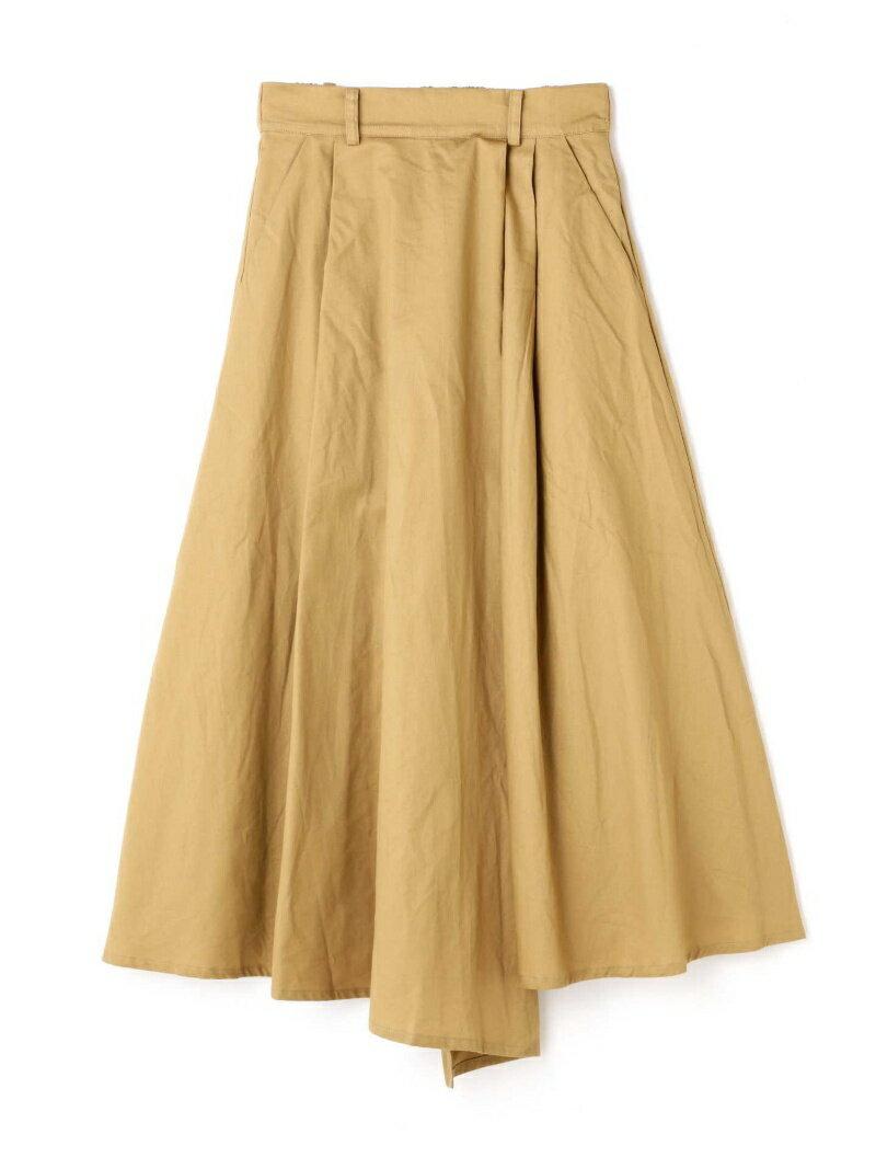 [Rakuten BRAND AVENUE]【SALE/60%OFF】イレギュラーヘムスカート ROSE BUD ローズバッド スカート【RBA_S】【RBA_E】【送料無料】