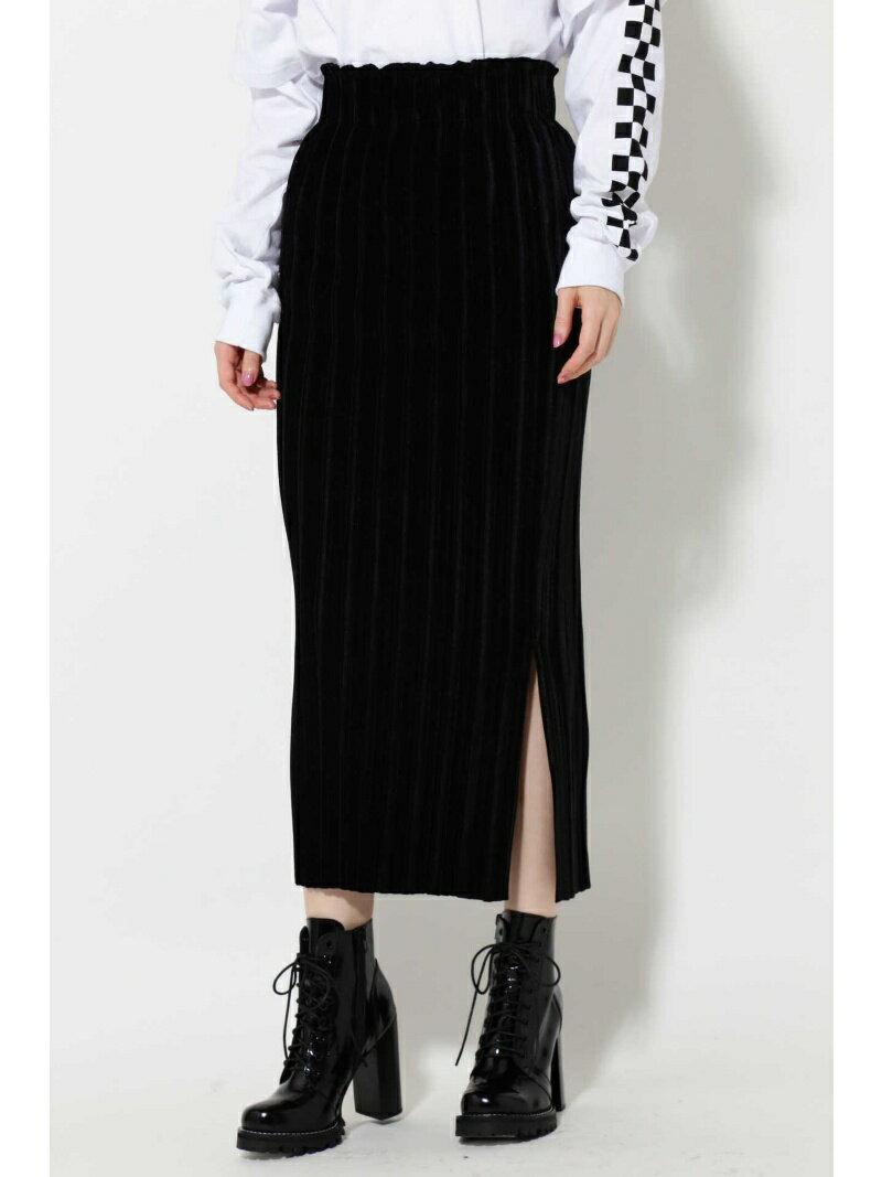 [Rakuten BRAND AVENUE]【SALE/50%OFF】プリーツスカート ROSE BUD ローズバッド スカート【RBA_S】【RBA_E】【送料無料】