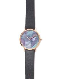 [Rakuten Fashion]ALETTE BLANC 腕時計 ROSE BUD ローズバッド ファッショングッズ 腕時計 ベージュ【送料無料】