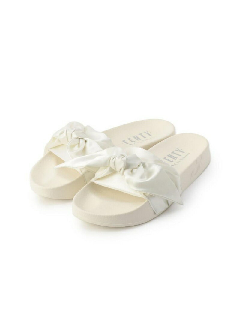 ROSE BUD [FENTY x PUMA by Rihanna]BOW SLIDE ローズバッド【送料無料】