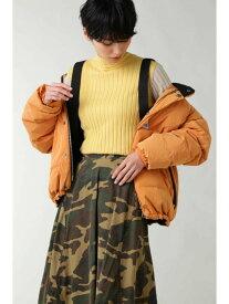【SALE/10%OFF】LYNDONダウンジャケット ROSE BUD ローズバッド コート/ジャケット コート/ジャケットその他 オレンジ ブラック【RBA_E】【送料無料】[Rakuten Fashion]
