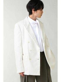 【SALE/55%OFF】ダブルジャケット ROSE BUD ローズバッド コート/ジャケット コート/ジャケットその他 ホワイト【RBA_E】【送料無料】[Rakuten Fashion]