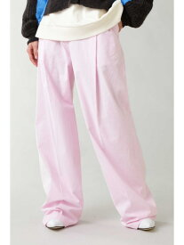 【SALE/55%OFF】バギーパンツ ROSE BUD ローズバッド パンツ/ジーンズ パンツその他 ピンク ベージュ【RBA_E】【送料無料】[Rakuten Fashion]