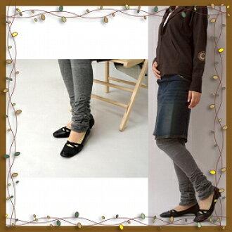 下摆弄皱孕妇打底裤脚卷在样式上休产假产假打底裤夏天 レギパン fs3gm