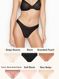 VICTORIA'S SECRET ヴィクトリアシークレット 下着 パンツ パンティー BODY BY VICTORIA Angelight Bikini Panty ビキニパンティー