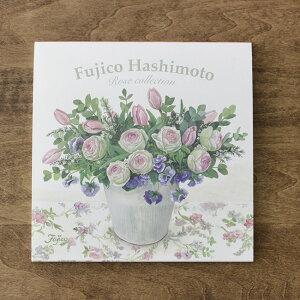 便箋 不二子ローズ 薔薇柄 日本製 メール便可 文具 バラ 花柄 ノート