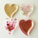 ハートローズフリートレイ(トレー)薔薇雑貨・姫系雑貨・フラワー・皿・小皿 アクセサリー トレー
