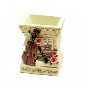 ペンスタンド 薔薇 雑貨 シンフォニー ペン 立て スタンド おしゃれ かわいい 小物 収納 机上整理 事務用品 デスク収納 ギフト プレゼント